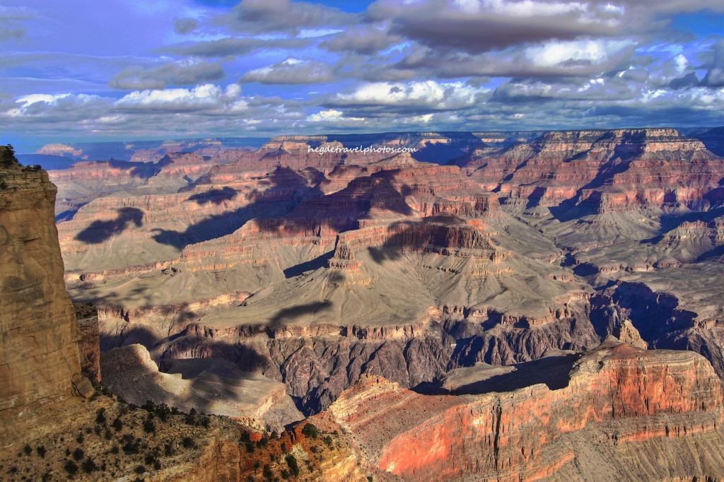 Powell Point, Hermit Road, Grand Canyon National Park