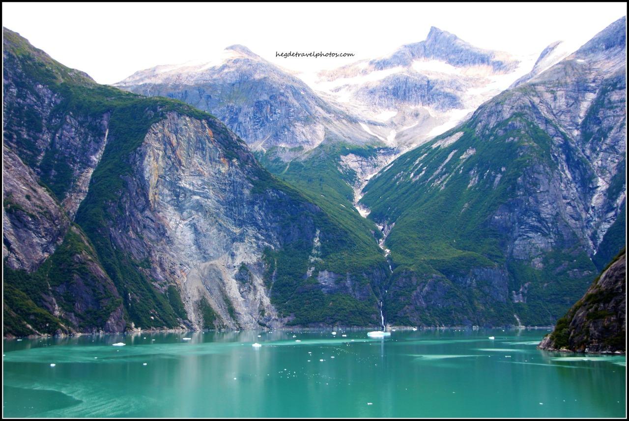 Tracy Arm Fjord,Alaska