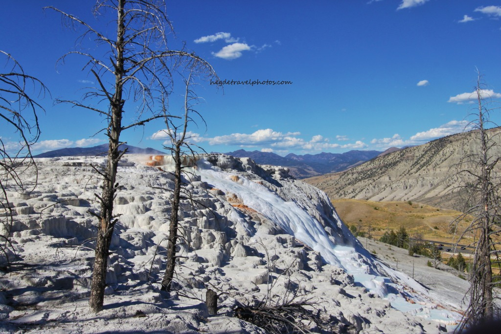 Mammoth Terraces Trail, Yellowstone National Park