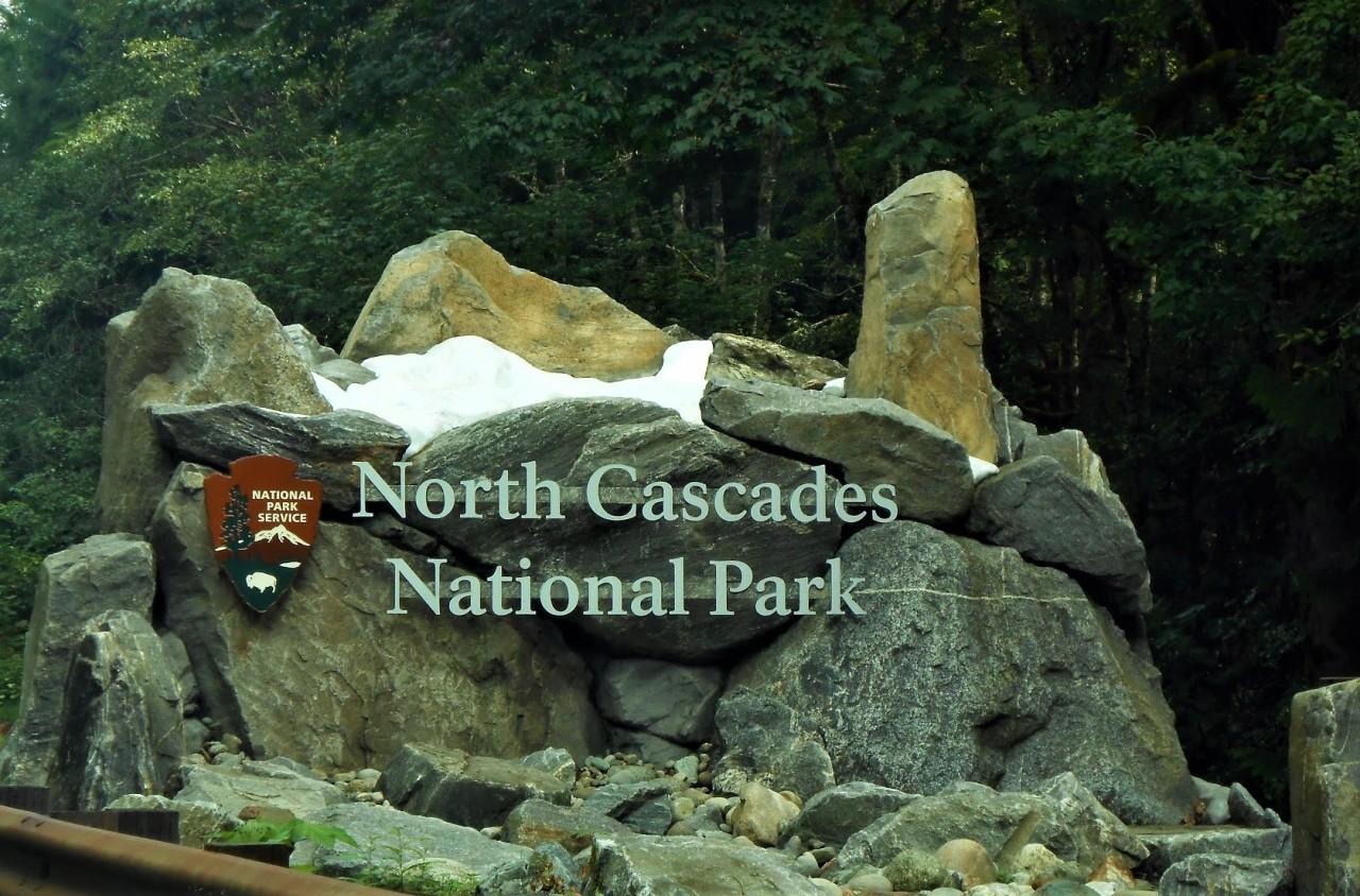 North Cascades National Park,Washington