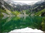 Rainy Lake, North Cascades Highway, North Cascades National Park