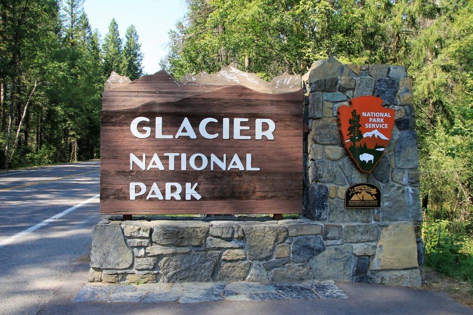 Glacier National Park,Montana