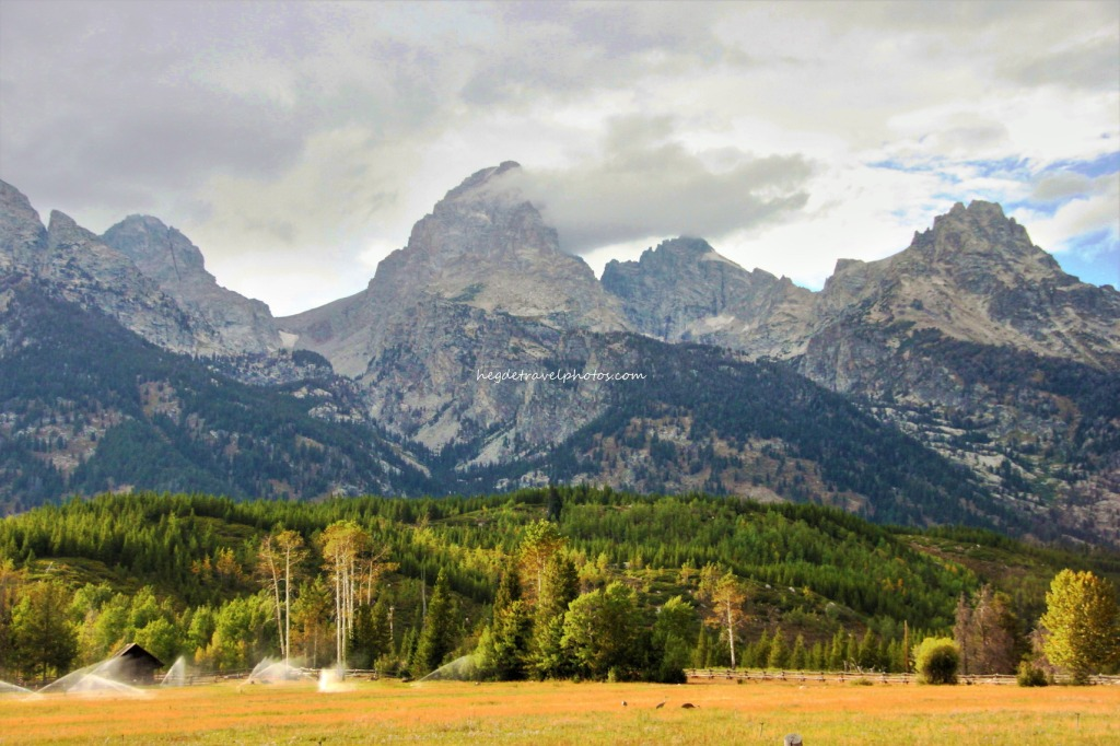 Gran Teton National Park, Wyoming
