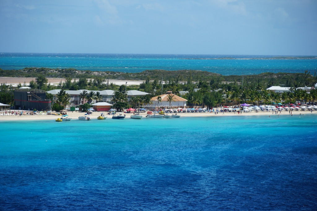 Cruise center Beach, Grand Turks, Turks and Caicos