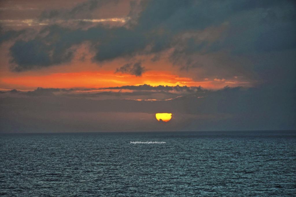 Sunset at Grand Turk