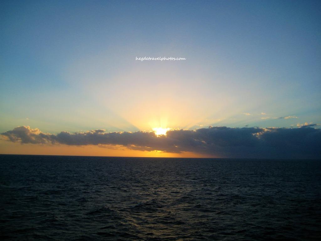 Sunrise, Nassau