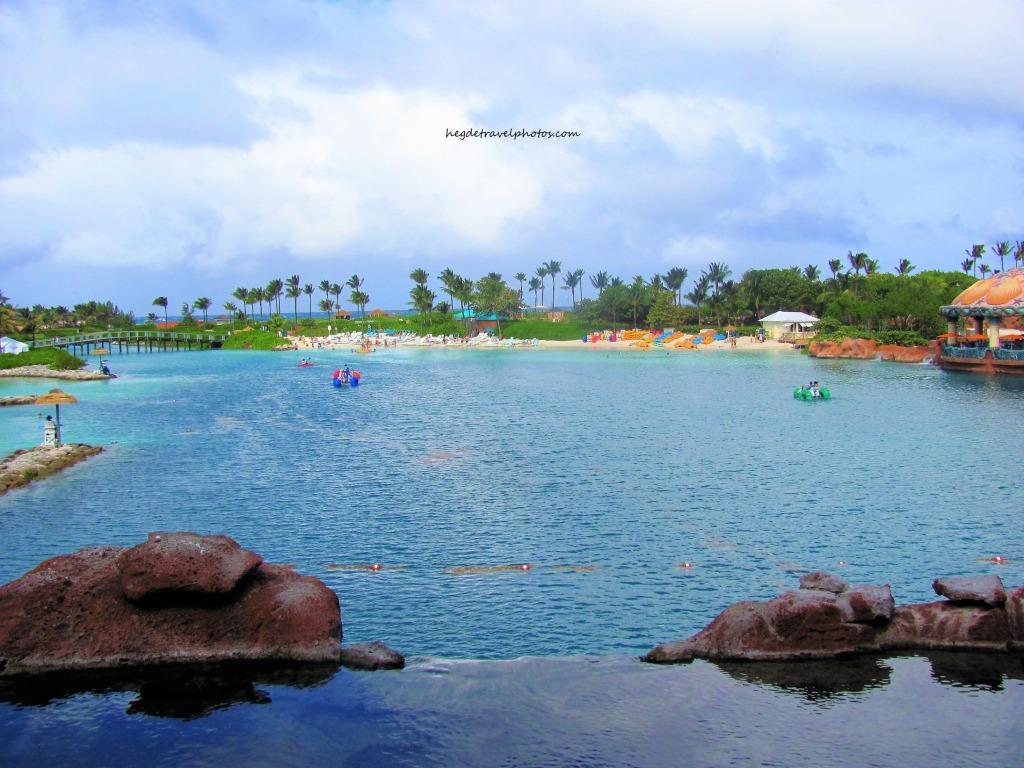 Paradise Lagoon, Atlantis Resort, Bahamas