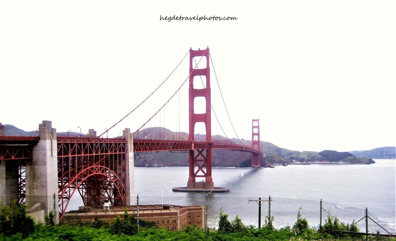 A Short Visit to San Francisco Bay Area,CA