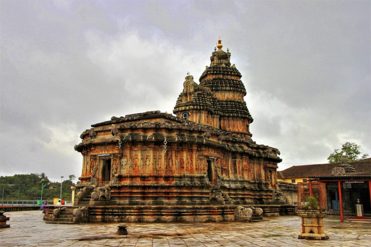 Sringeri Sharada Peetham, Karnataka, India