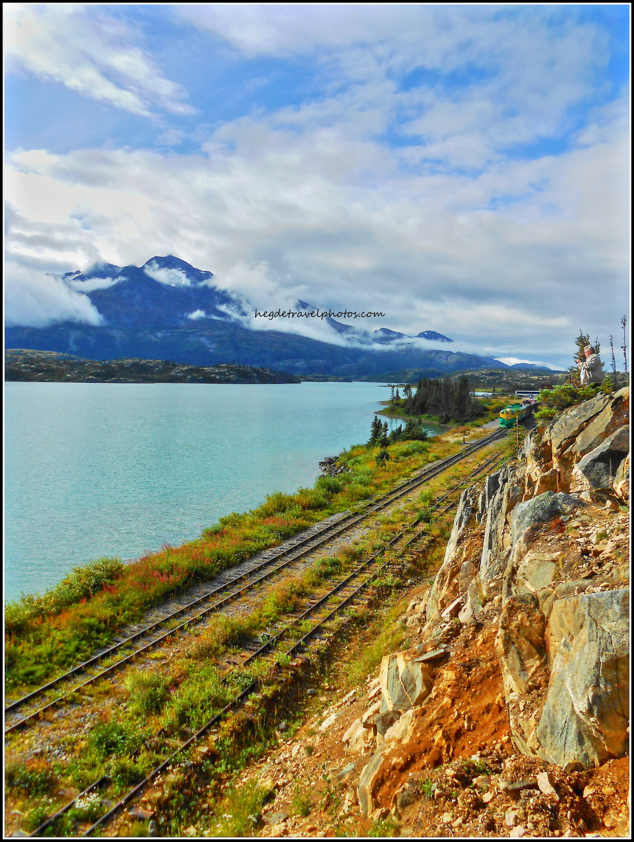 White Pass & Yukon Route Railroad, Fraser, British Columbia