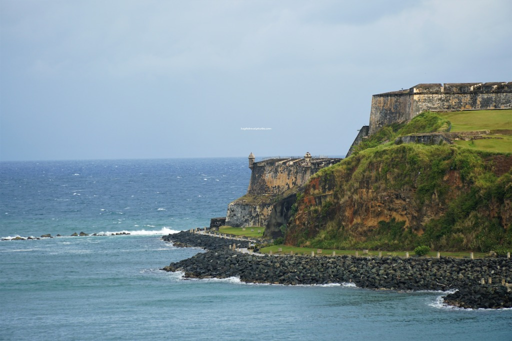 San Juan National Historic Site, Puerto Rico