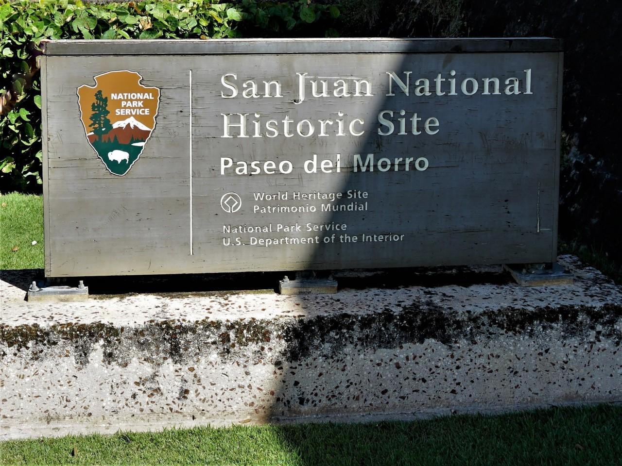 San Juan National Historic Site, PuertoRico