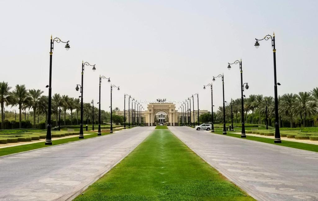 Zabeel Palace, Dubai