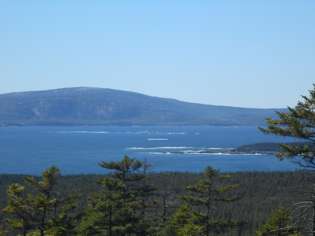 Anvil Trail, Schoodic Loop Road, Acadia National Park, Maine