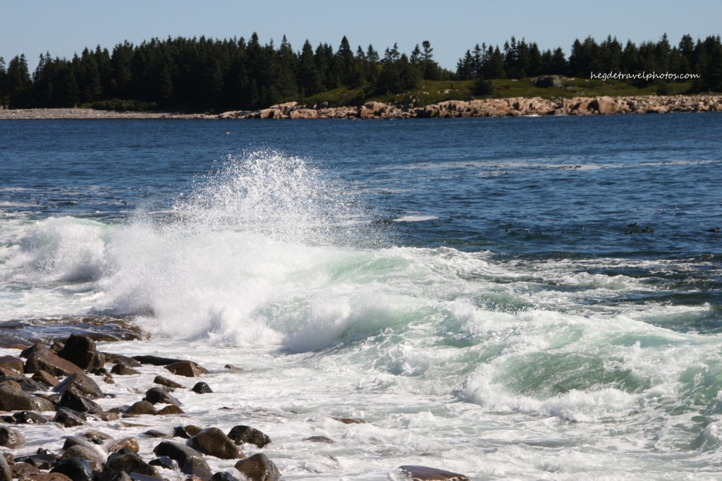 Schoodic Loop Road, Acadia National Park, Maine