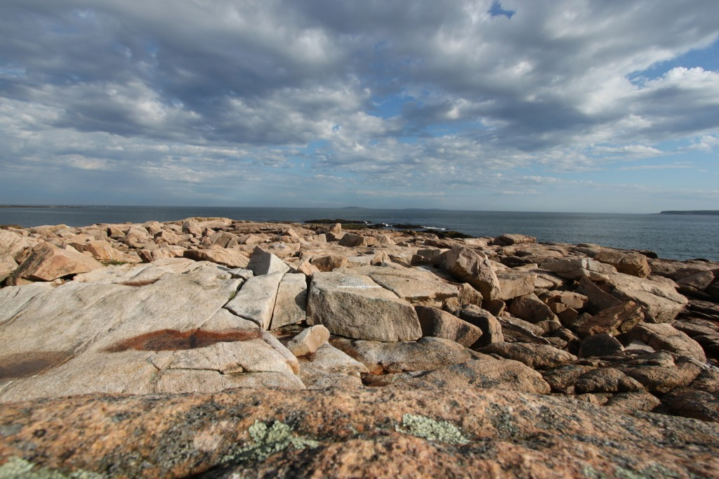 Ship Harbor Trail, Southwest Harbor, Acadia National Park, Maine