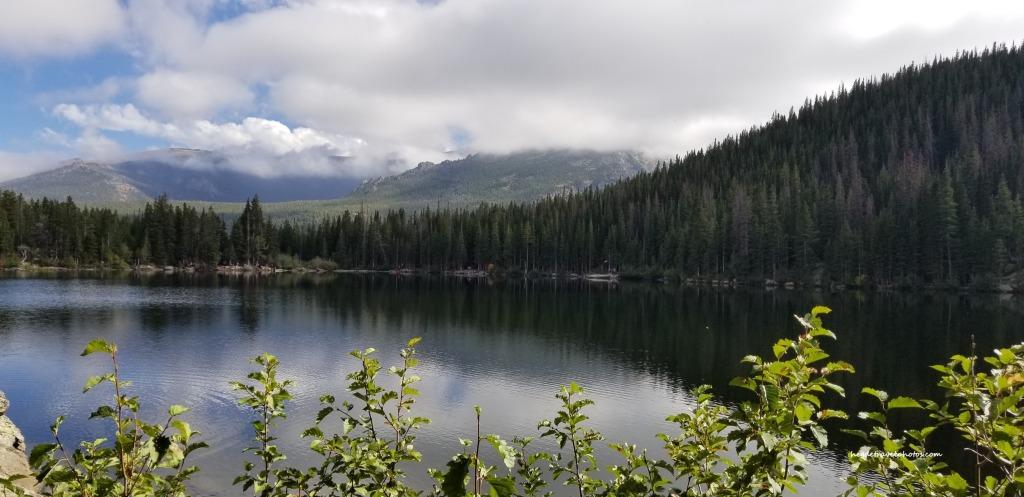 Bear Lake Trail Rocky Mountain National Park, Colorado