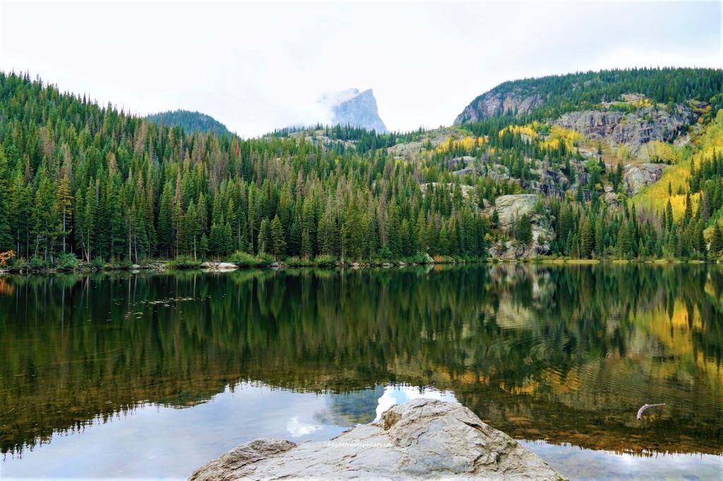 Bear Lake Trail, Rocky Mountain National Park, Colorado