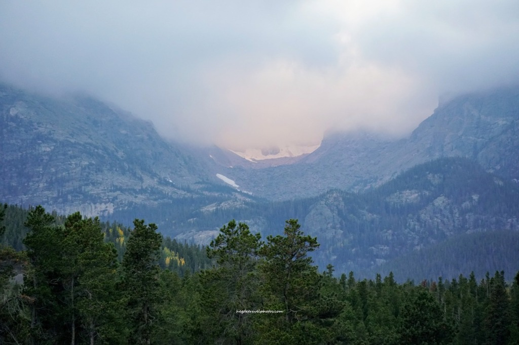Sprague Lake Trail, Rocky Mountain National Park, Colorado
