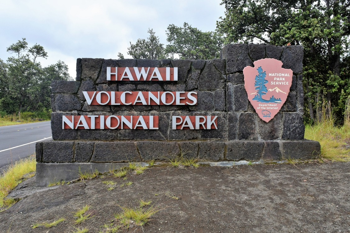 Hawai'i Volcanoes National Park