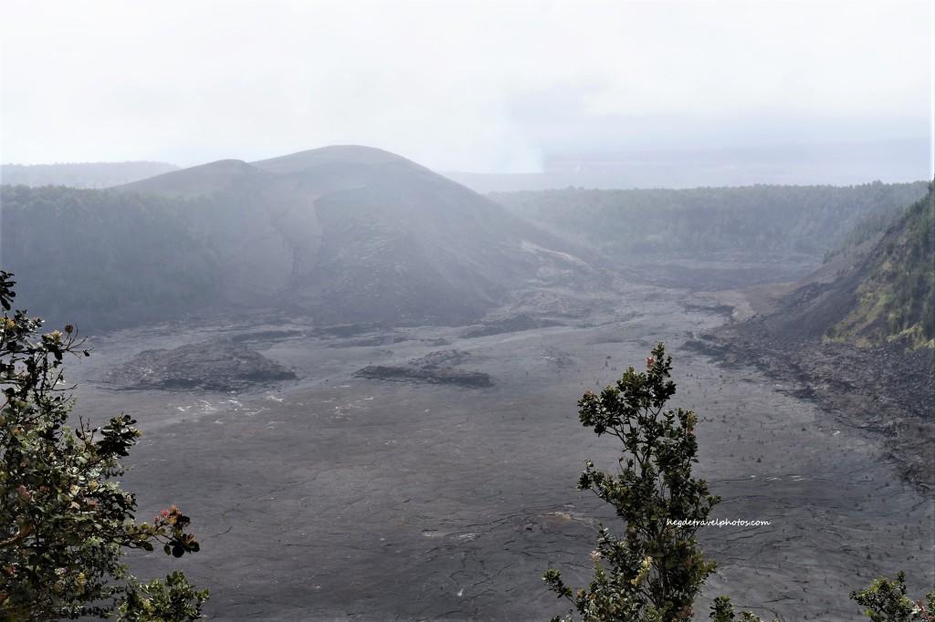 Kīlauea Iki Overlook, Hawaiʻi Volcanoes National Park