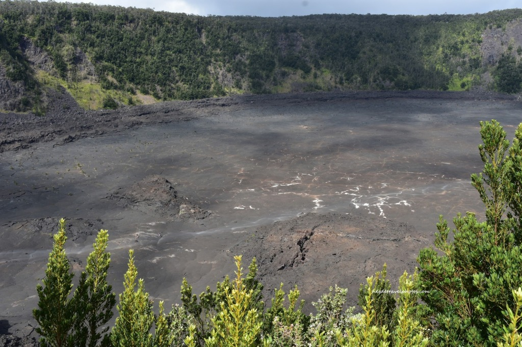 Pu'u Puai Overlook, Hawaiʻi Volcanoes National Park