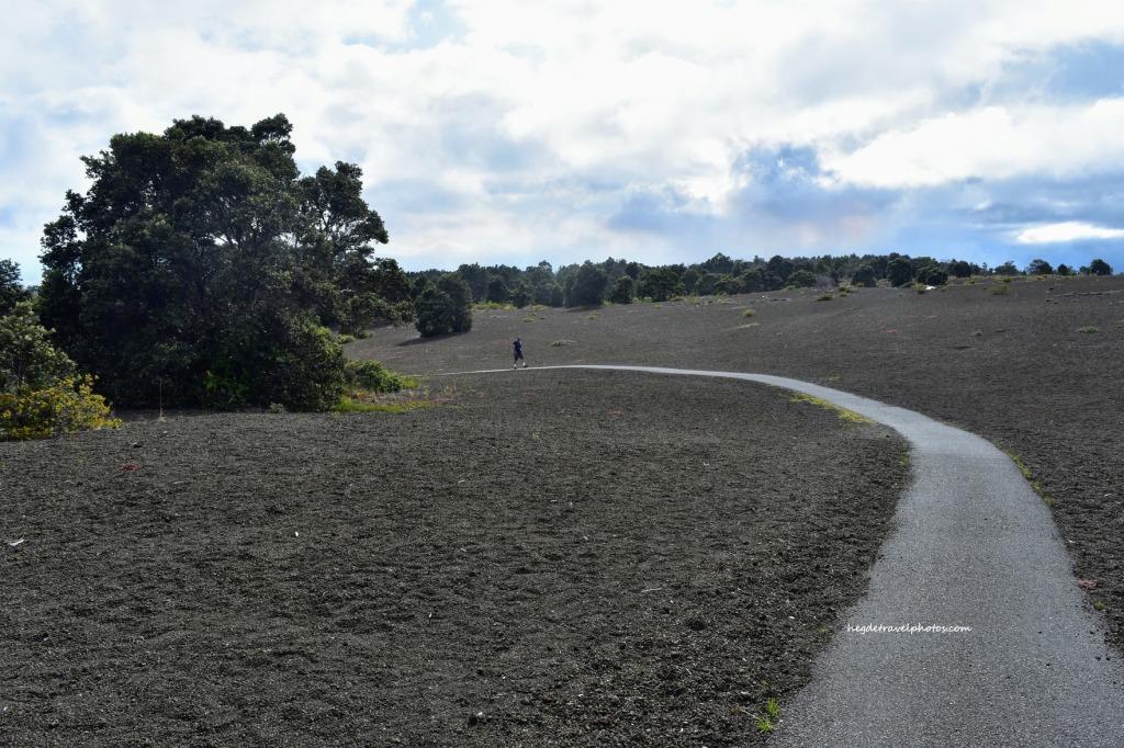 Puʻu Puaʻi Trail to Devastation Trail, Hawaiʻi Volcanoes National Park