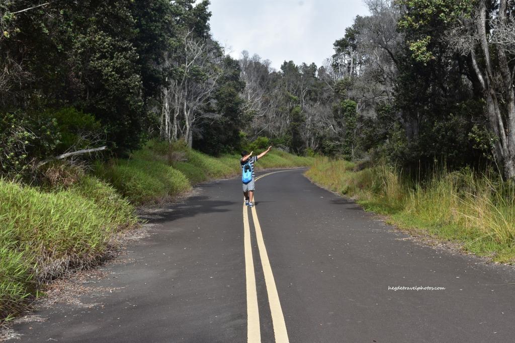 Crater Rim Drive, Hawaiʻi Volcanoes National Park