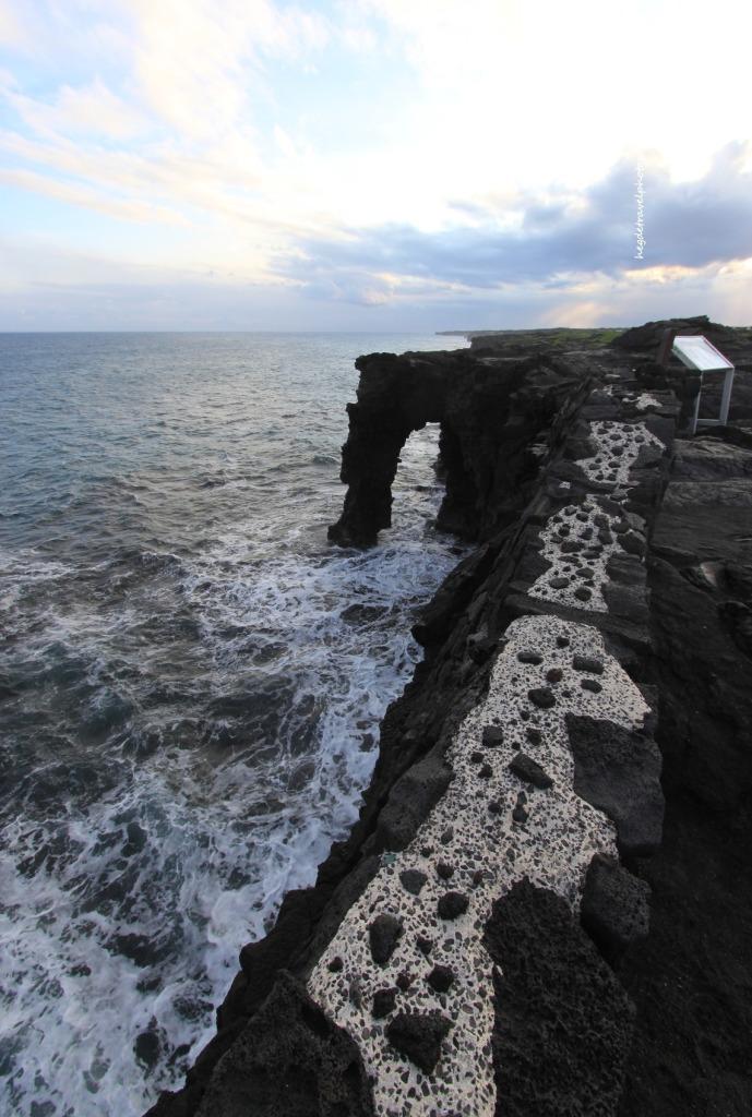 Holei Sea Arch, Hawaiʻi Volcanoes National Park