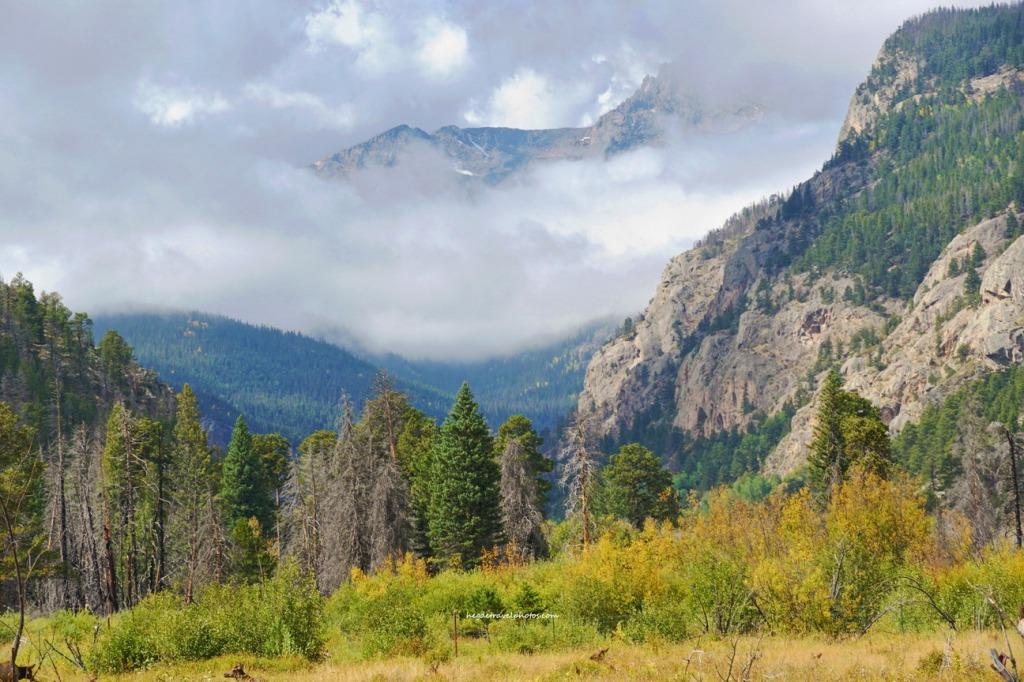 Cub Lake Trailhead Rocky Mountain National Park, Colorado