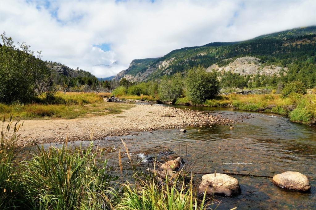 Cub Lake Trailhead, Rocky Mountain National Park, Colorado