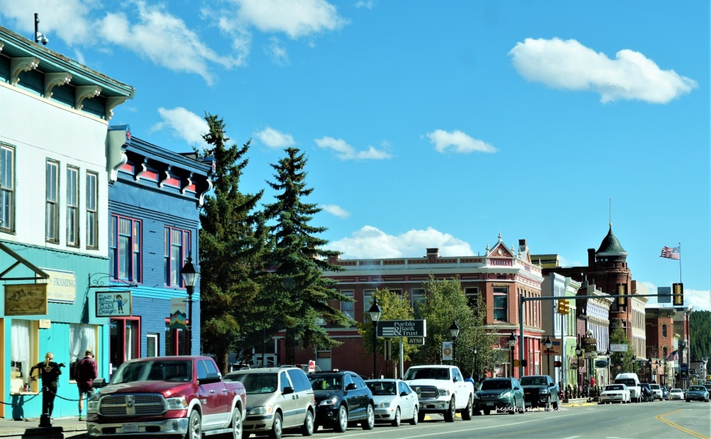 Town of Leadville, Colorado