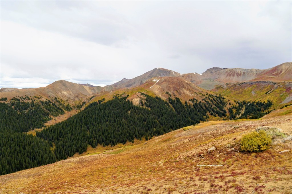 Independence Pass Summit, Colorado
