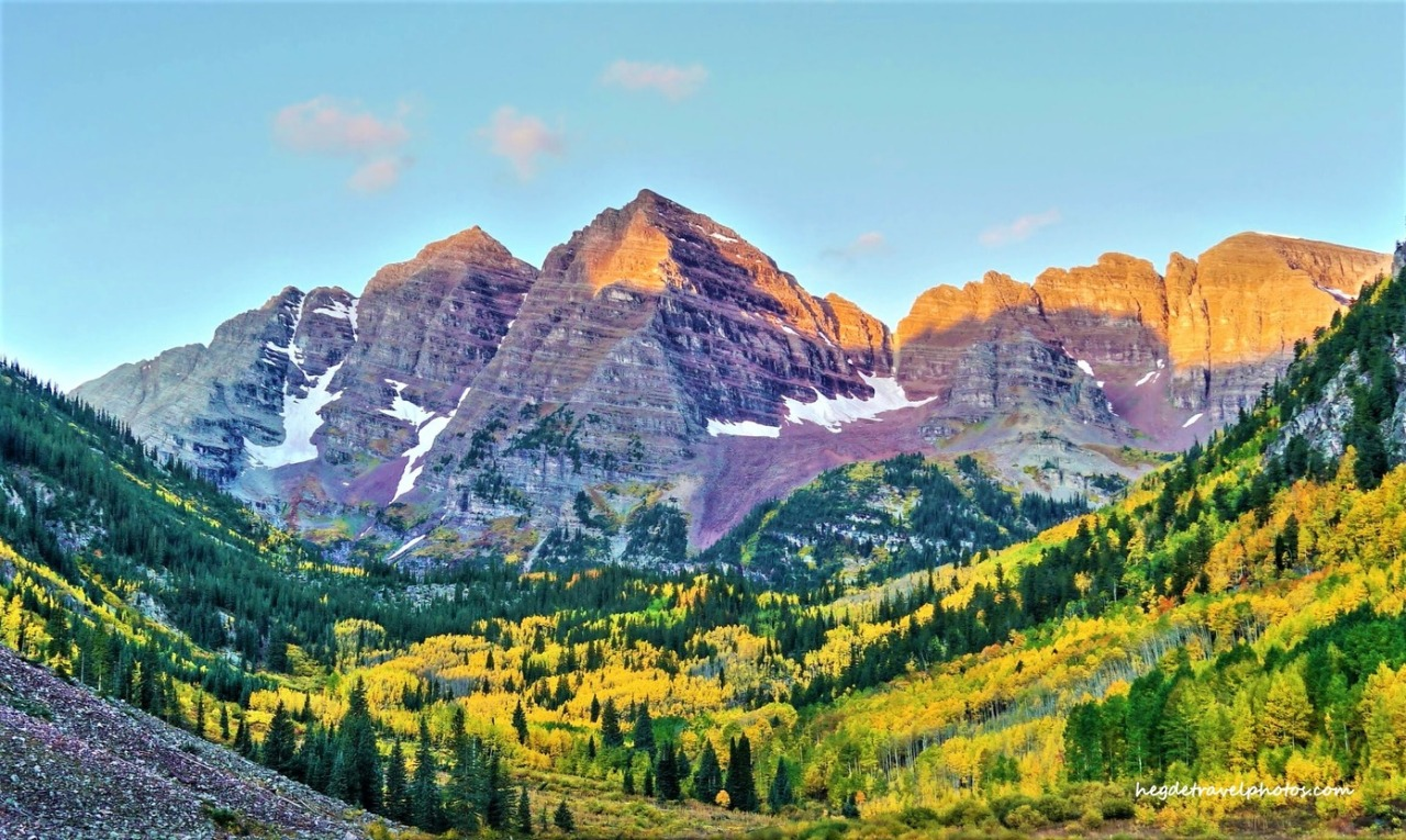 A Guide To Maroon Bells in Colorado