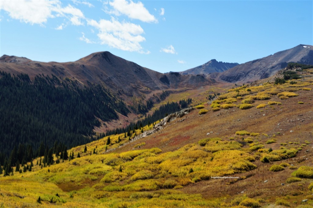 Independence Pass, A Scenic and Historic Byway, Colorado