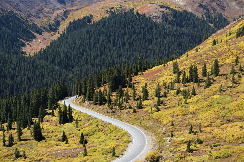 Independence Pass, A Scenic and Historic Byway