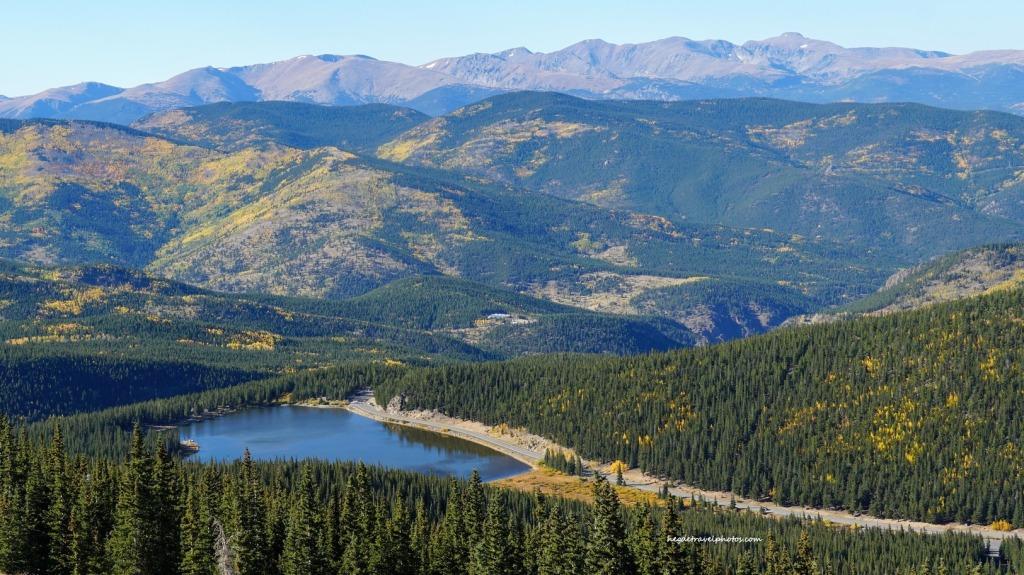 Mount Evans Scenic Byway, Colorado
