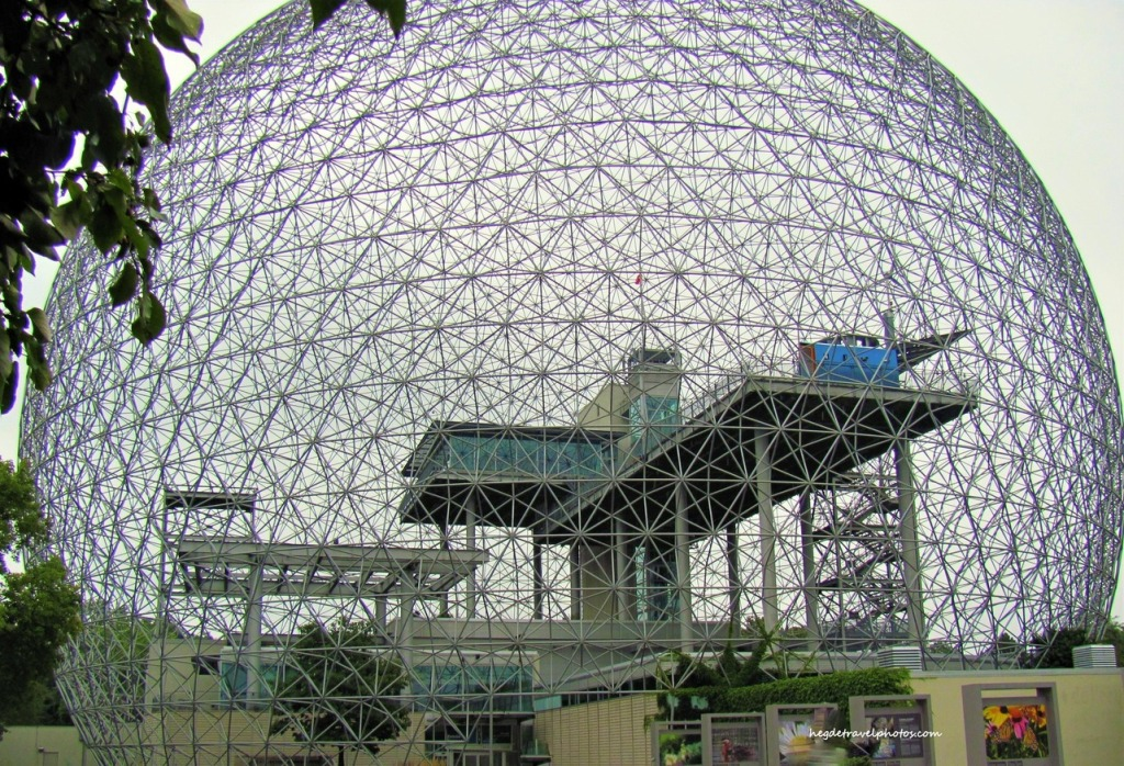 The Biosphere, Environment Museum , Montreal, Canada