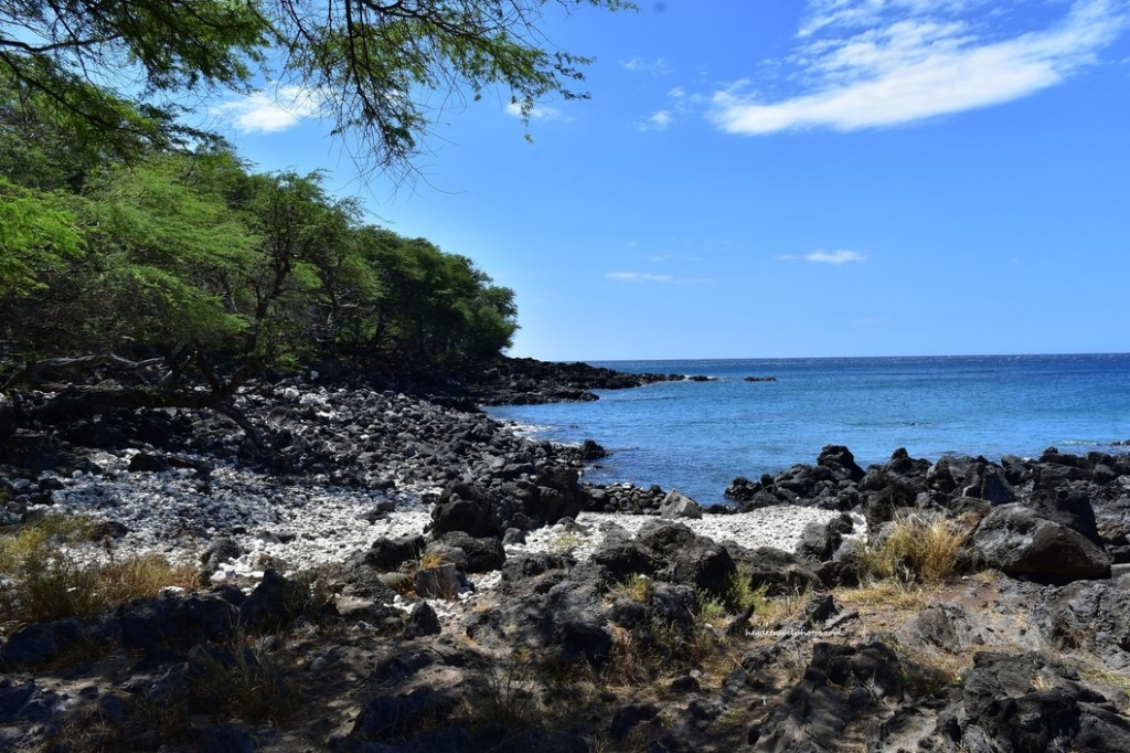 Kapa'a Beach Park, Big Island, Hawaii