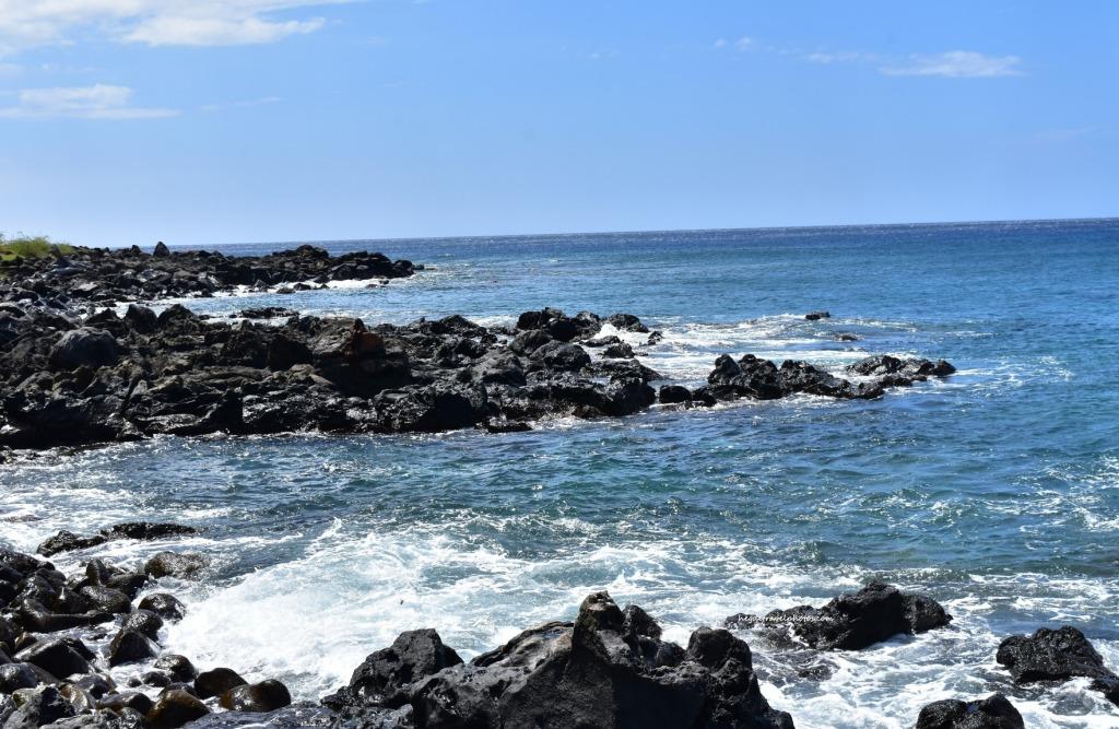 Mahukona Beach Park, Big Island, Hawaii