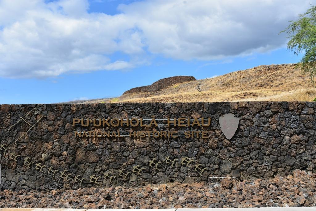 Pu'ukohola Heiau National Historic Site, Big Island, Hawaii