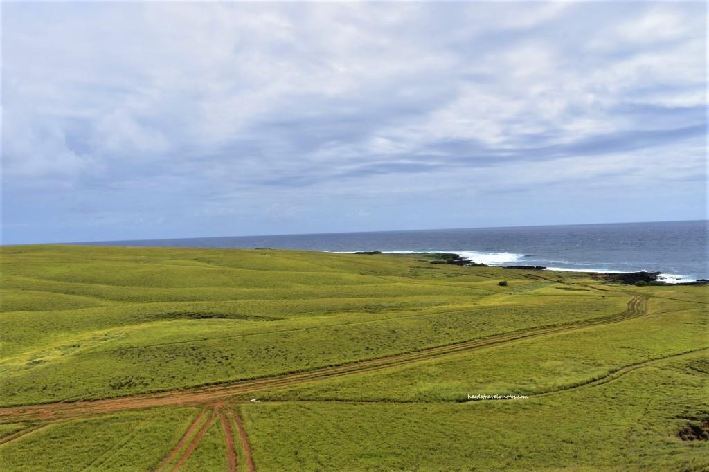 Green Sand Beach, Big Island, Hawaii