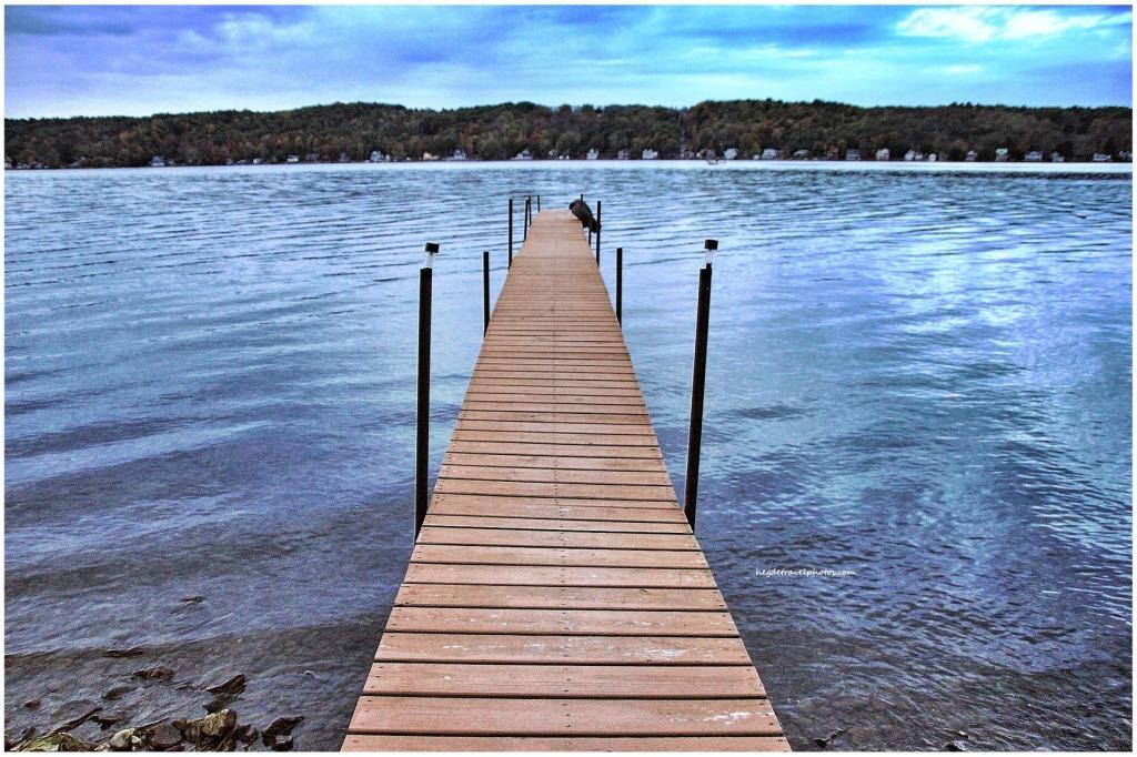 Conesus Lake, Finger Lakes, New York