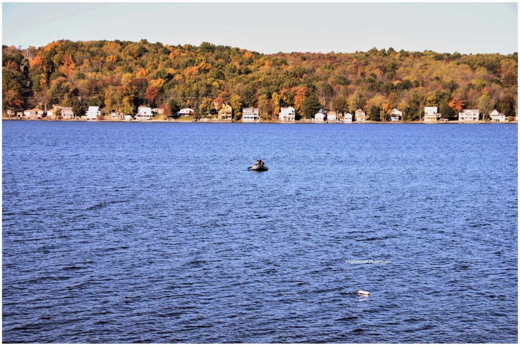 Cayuga Lake, Finger Lakes, New York