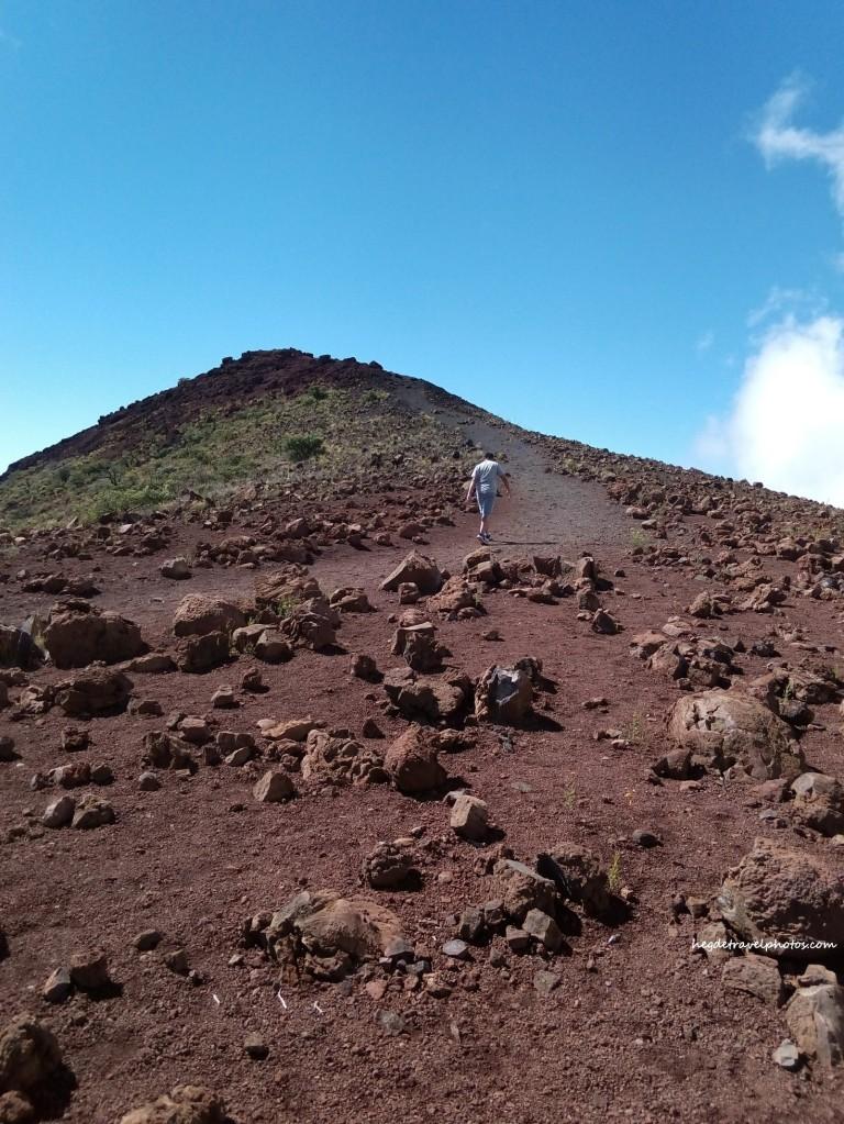 Mauna Kea Access Road, Big Island, Hawaii