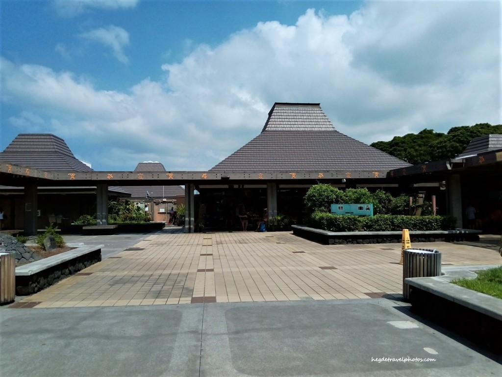 Kona International Airport, Big Island, Hawaii