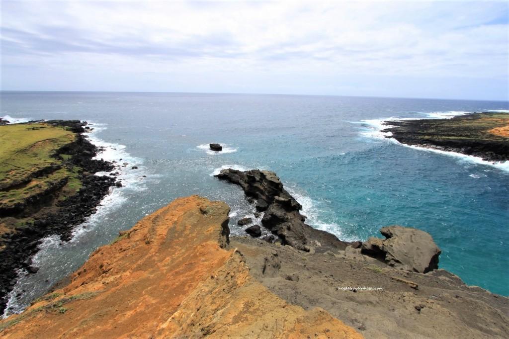 Papakōlea Green Sand Beach, Big Island, Hawaii