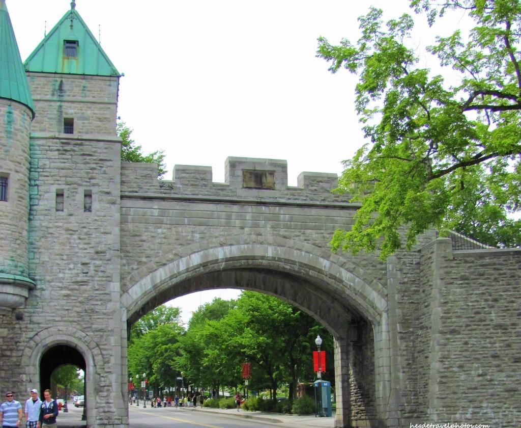 La Citadel de Québec, Quebec City, Canada