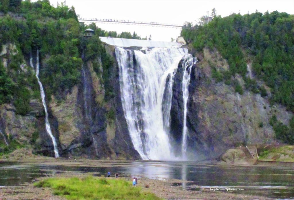 Montmorency Falls, Montreal, Canada