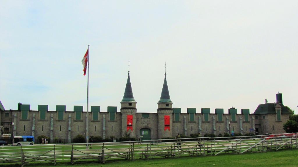 Quebec City Armoury, Quebec, Canada
